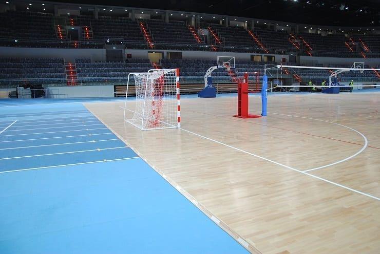 wyposażenie obiektów sportowych
