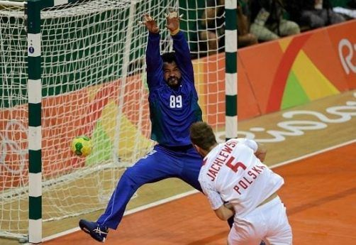 Producer of sport equipment, Interplastic from Tuchom, provided handball goals for Olympic Games in Rio de Janeiro!