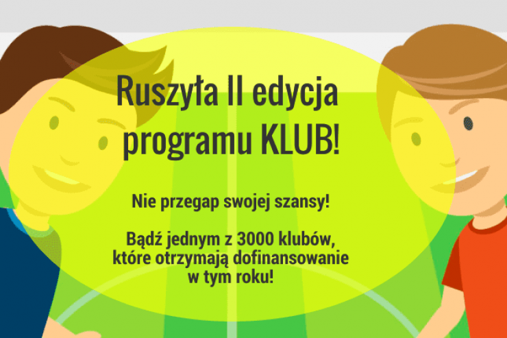 program klub 2017
