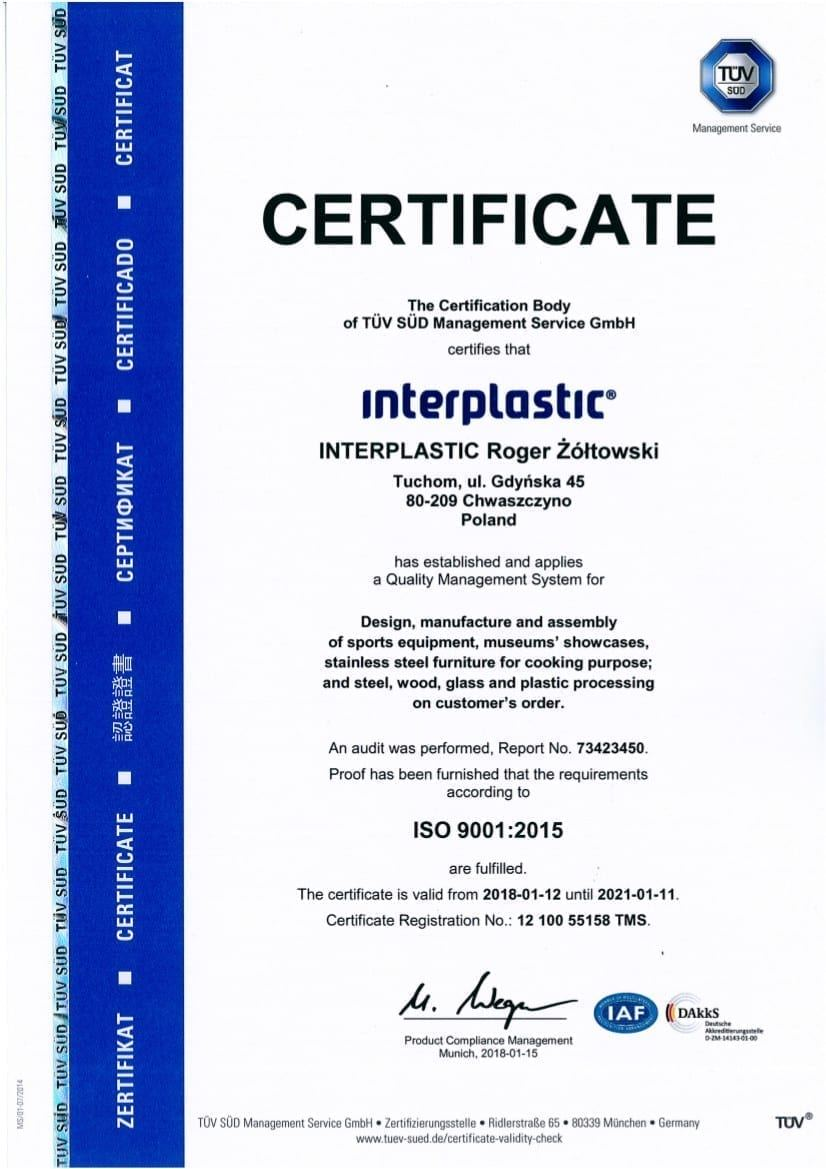 Certificate ISO ENG 11_01_2021
