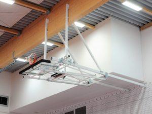 Ceiling suspended unit STD (type HS)