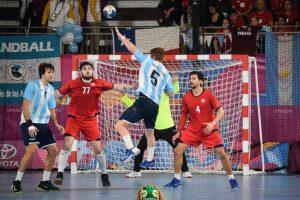 Lima 2019 handball