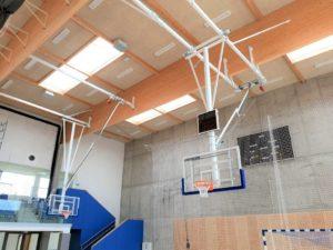 Konstrukcja podstropowa typu Y zgodna z FIBA