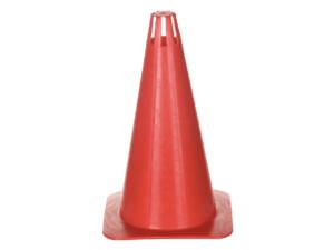 Plastic cones 37 cm