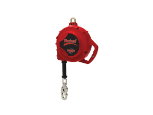 Self-retracting safety device (load arrestor) up to 140 kg