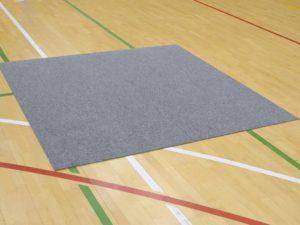 Floor protection in tiles 2x1 m