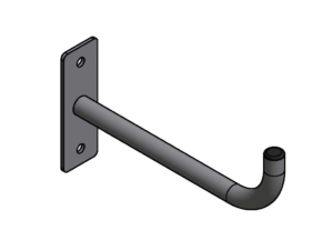 Standard (universal) hook 30cm