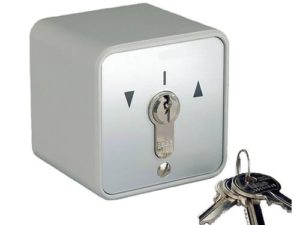 Key switch as per DIN 7892:2017