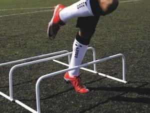Fixed hurdles 12cm