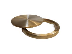 Brass ring 161 mm