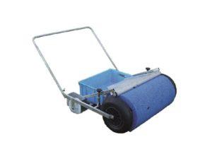Field drying roller