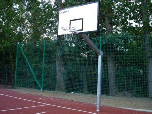Konstrukcja do koszykówki jednosłupowa 120 cm