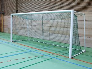 5x2 m portable goalpost type 3 (indoor)
