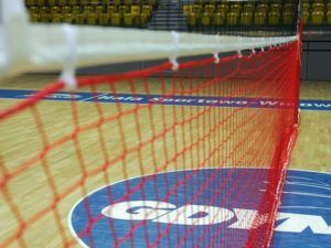 Court partitioning net