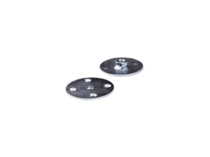 Ground plate 75 mm with M12 thread