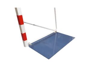 Płyty stalowe (przeciwwaga) do bramki do piłki ręcznej 3x2 m IHF