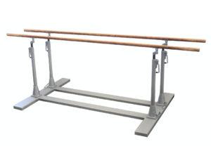 Professional parallel bars (freestanding)